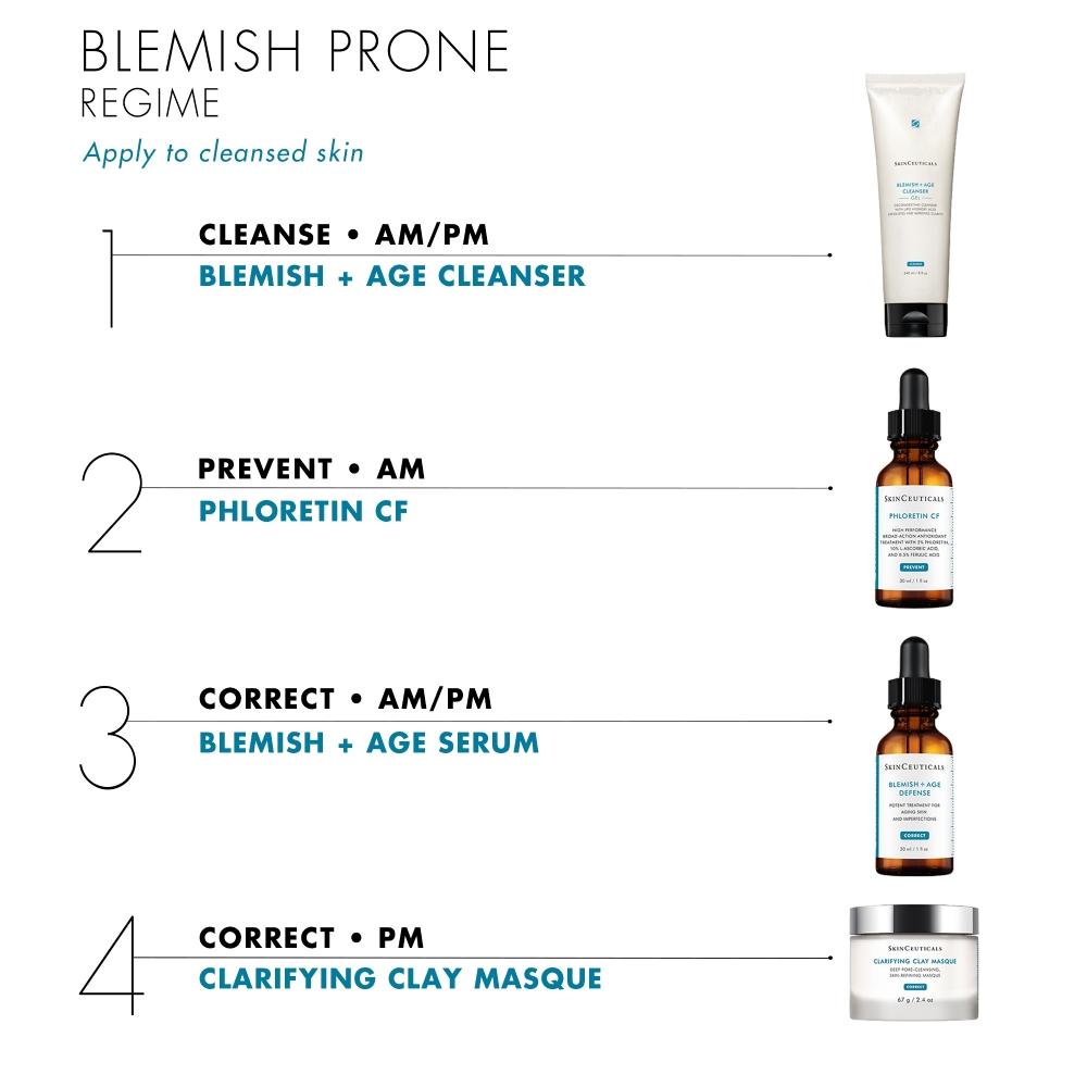 Blemish + Age Cleanser