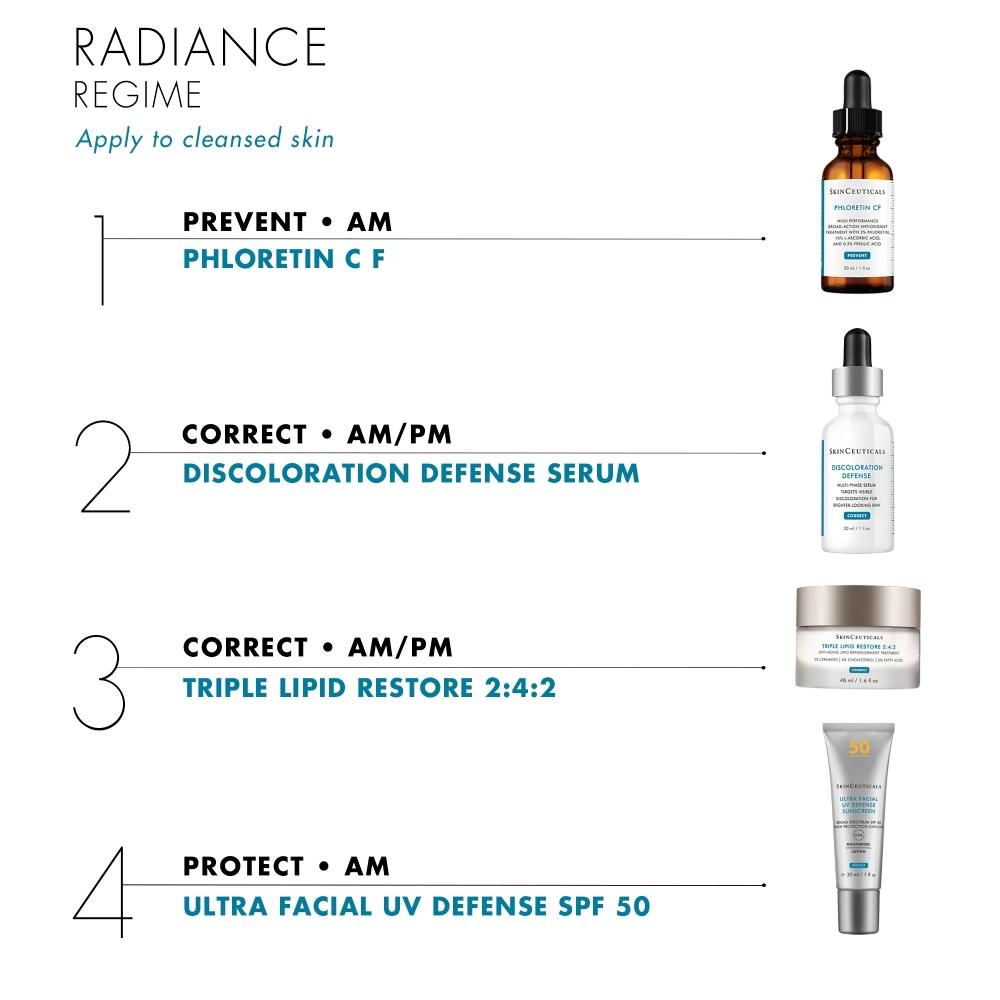 Discoloration Defense Serum