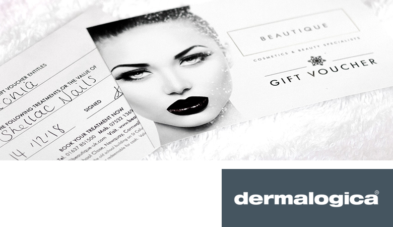 Beauty Salon Vouchers, Newquay Cornwall